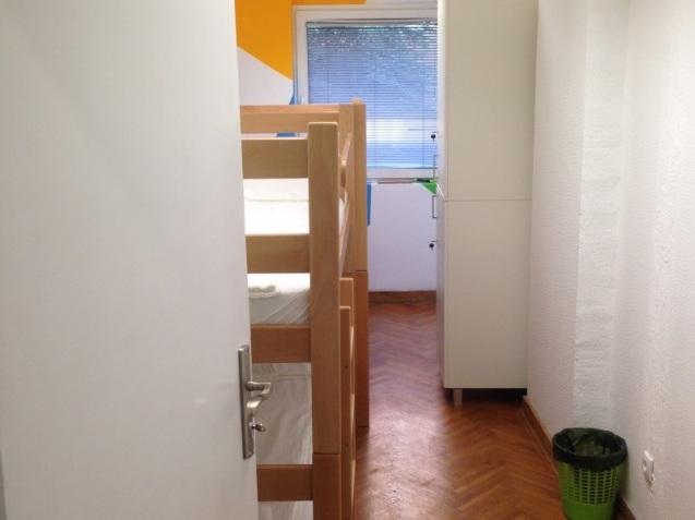 New Hostel Belgrade room 2