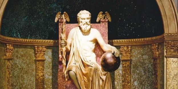 Statua Zeusa u Olimpiji