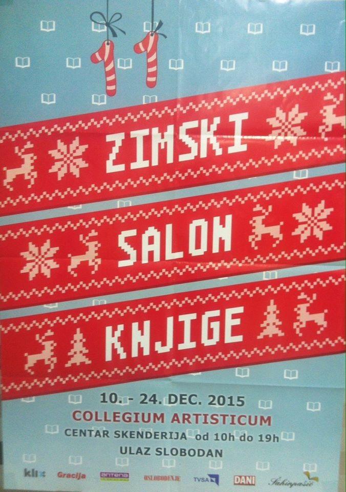 zimski salon knjige 2015