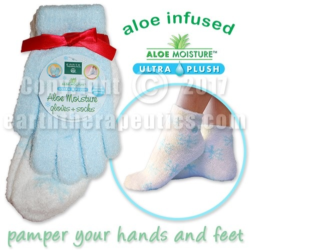 aloe socks and gloves slika 1